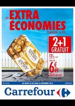 Promos et remises  : Les extras économies tombent à pic 3 !