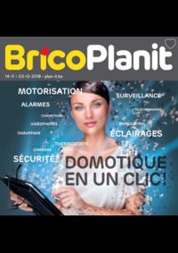 Prospectus Brico Plan-it Bruxelles : Domotique en un clic