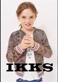 Prospectus IKKS Enfants EVIAN LES BAINS : Collection Fille