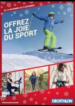 Prospectus DECATHLON : Offrez la joie du sport