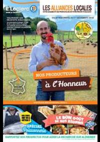 Prospectus E.Leclerc DAMMARIE LES LYS : Nos producteurs à l'honneur!