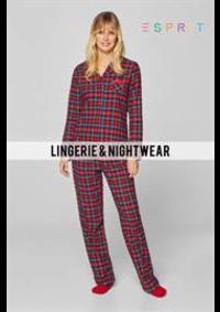 Prospectus Esprit Bourges : Lingerie & Nightwear