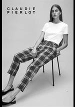Prospectus Claudie pierlot  : Pantalons & Jeans Femme