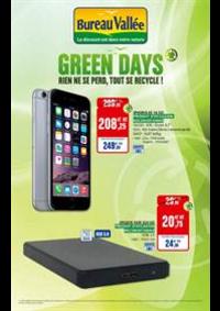 Prospectus Bureau Vallée - Nanteuil Les Meaux : Green Days