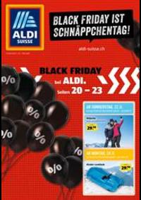 Prospectus Sergent Major CC Villiers en Bière : Black Friday Ist Schnäppchentag!