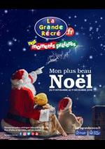 Prospectus  : Mon plus beau Noël