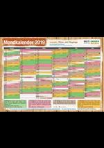 Prospectus Do it + Garden : Mondkalender 2019