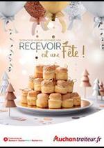 Prospectus Auchan : Recevoir est une fête !