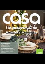 Prospectus Casa : Un mois rempli de moments magiques