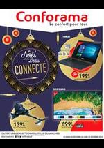 Prospectus Conforama : Noël est plus Beau: Les produits Connectés