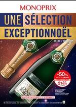 Prospectus Monoprix : Une sélection exceptionnoël