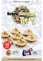 Prospectus Intermarché Hyper : Intermarché de Noël