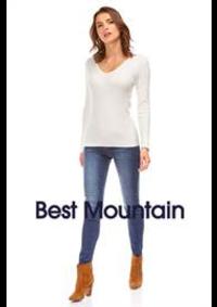 Prospectus Best Mountain PARIS 28 boulevard Saint Michel : Collection Pulls Femme