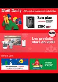 Prospectus DARTY VILLEBON : Noël Darty