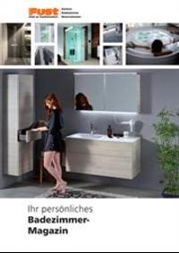 Prospectus Fust Bern - Spitalgasse  : Badezimmer-Magazin