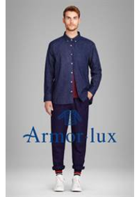 Prospectus Armor Lux PARIS : Chemises Homme