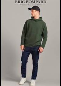 Prospectus Eric Bompard NEUILLY SUR SEINE : Sportswear Homme