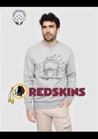 Prospectus Redskins Aulnay-sous-Bois : Mode Homme