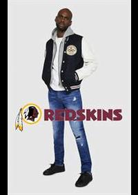 Prospectus Redskins EVRY : Blouson & Veste
