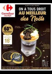 Prospectus Carrefour Market LOUVIERS : On a tous droit au meilleur des Noels 3