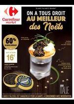 Prospectus Carrefour Market : On a tous droit au meilleur des Noels 3