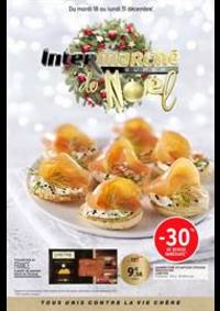 Prospectus Intermarché Super Darnetal : INTERMARCHE DE NOEL