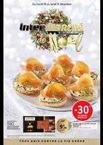 Prospectus Intermarché Super : Intermarché de Noël