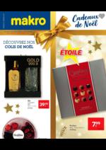 Prospectus Makro : Découvrez les colis de Noël