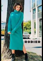 Prospectus rodier : Collection Hiver 2018