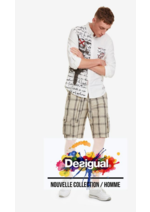 Prospectus Desigual : Nouvelle collection homme