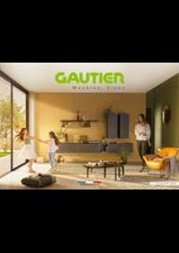 Prospectus GAUTIER PARIS FAUBOURG ST ANTOINE : Collection 2019