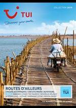 Promos et remises  : Brochure Route d'Ailleurs Collection 2019