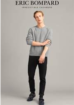 Prospectus Eric Bompard : Collection Homme