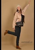 Prospectus Antonelle : Collection Vestes & Blousons