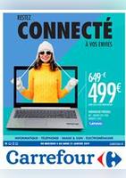 Restez connecté à vos envies - Carrefour