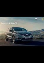 Promos et remises  : Renault Espace
