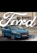 Prospectus  : Ford Mondeo