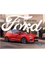 Prospectus Ford : Ford Fiesta