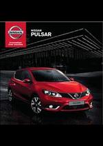 Prospectus Nissan : Nissan Pulsar