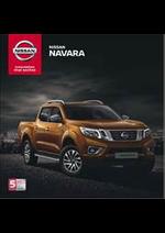 Prospectus Nissan : Nissan Navarra