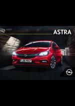 Promos et remises  : Opel Astra