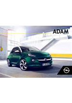 Promos et remises  : Opel Adam