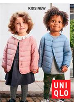 Prospectus Uniqlo : Uniqlo Kids New