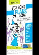 Promos et remises  : Vos Plans - Cartes Cora