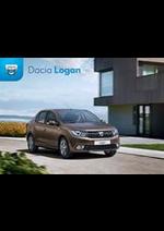 Promos et remises  : Dacia Logan