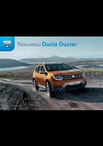 Prospectus Dacia : Dacia Duster