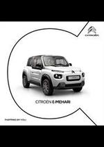 Prospectus Citroen : Citroën E-Mehari