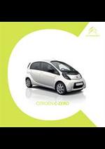 Promos et remises  : Citroën C-Zero