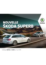 Promos et remises  : Skoda Superb