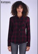 Promos et remises  : Chemises & Blouses Femme